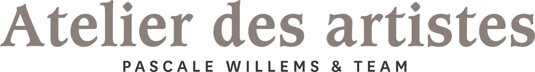 Atelier des artistes Logo